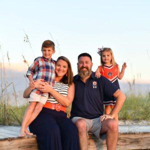 Jeremy Smith and Family
